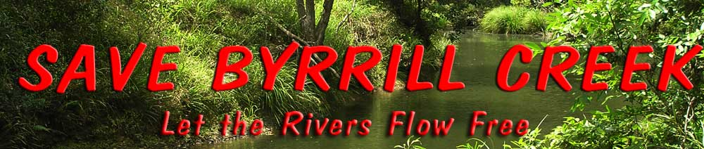save byrrill creek banner