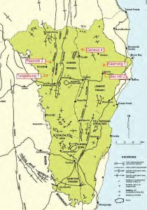Clarence Morton Basin